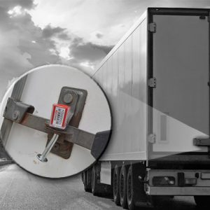 El sello de clavo Bolt Seal es ideal para transporte por carretera