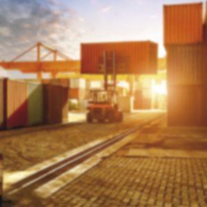 Aseguramiento de los contenedores de exportación