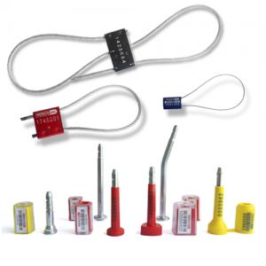 niveles de seguridad de los sellos de clavo y cable