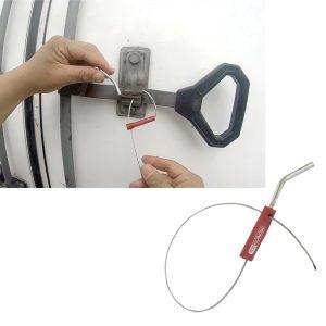 Sello de Seguridad Key Cable para Transporte de Carga