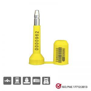 Sello certificado de alta seguridad Sicher Seal para contenedores