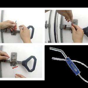 Los sellos de cable para Contenedores de Carga garantizan su seguridad