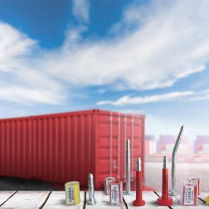 Los sellos de barril para contenedores de exportación