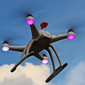 Sellos de seguridad para drones de paquetería