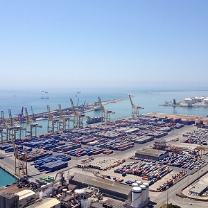 contenedores marítimos en barcelona