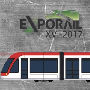 Logo de Exporail XVI 2017