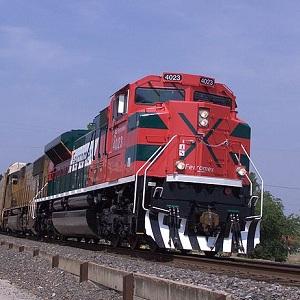 Suben Flujos Operativos del Sector Ferroviario de Monterrey