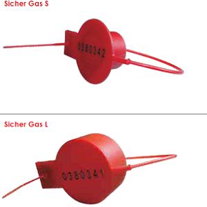Sellos Sicher Seal S/L para gas