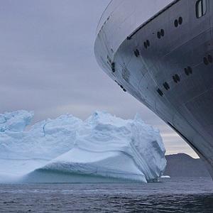 Comercio Marítimo Detenido por Hielo en Atlántico Norte