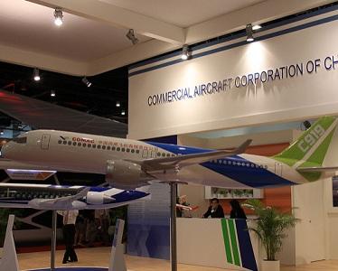 Exitoso Vuelo Inaugural del Primer Avión de Pasajeros Chino