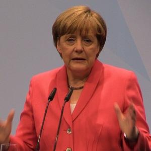 Canciller Alemana Merkel Busca Incrementar Comercio Alemán en México