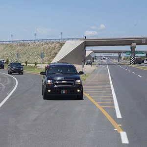 Emprenden Renovación Extensa de las Carreteras de San Luis Potosí