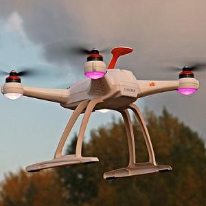 Usarán Drones de Transporte para Llevar Vacunas y Sangre