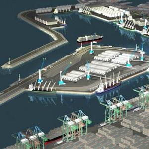 Nuevo Puerto de Veracruz Tendrá 5 Veces Mayor Capacidad