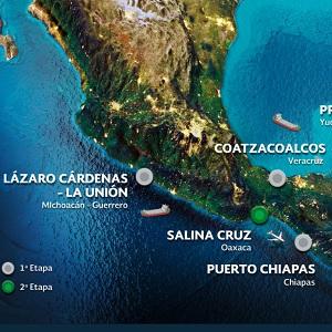 Establecen Zonas Económicas Especiales en Chiapas, Michoacán y Veracruz