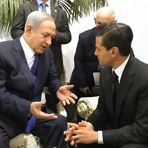México Actualizará Tratado de Libre Comercio con Israel