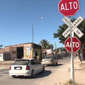 Rehabilitan Cruces de Ferrocarril en Tamaulipas