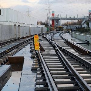 Sube Inversión en Vías de Ferrocarril Durante Presente Administración