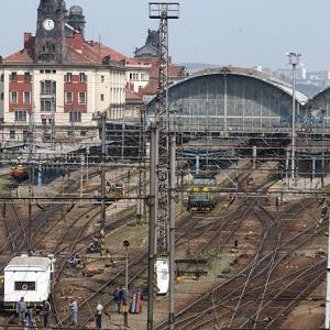 Aumenta Comercio Ferroviario de China y Europa