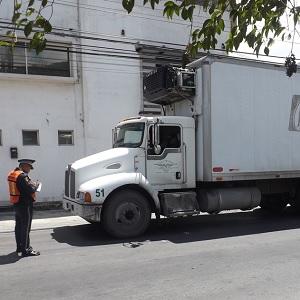 Robo a Transporte en Monterrey Cuesta Mil Millones de Pesos