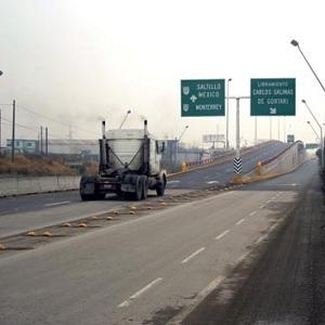 Anuncian Modernización de la Autopista a Nuevo Laredo