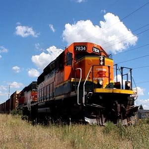 Robos de Trenes en Coahuila se Incrementan