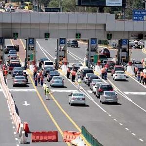 Autopistas del Estado de México Suben Costo de Peaje