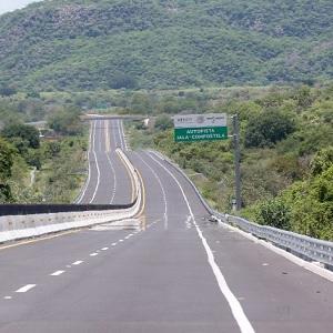 Inauguran Primera Etapa de Autopista en Nayarit