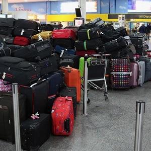 Incremento del Robo de Maletas en Aeropuerto de la Ciudad de México