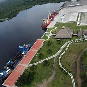 Puerto Chiapas Crece Impulsado por Plátanos