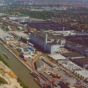 Exportaciones de Alemania Caen Fuertemente en Enero