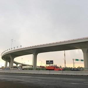 Inauguran Entronque de Autopista Hacia Nuevo Aeropuerto