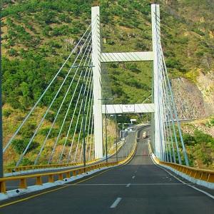 Reabren Puente de la Autopista Mazatlán-Durango