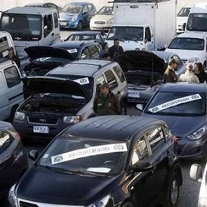 Robo de Automotores Al Alza en el País