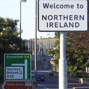 Temen Frontera Paralizada en Irlanda por Brexit