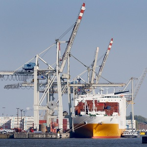 Exportaciones Alemanas Disminuyen en Mayo