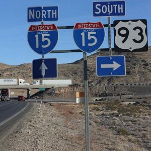La Autopista 93 de Phoenix a Las Vegas es la Más Peligrosa