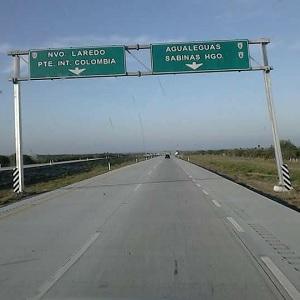 Inicia Construcción de Tramo de la Autopista Monterrey-Nuevo Laredo
