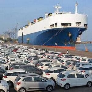 Exportaciones de Vehículos a EUA Crece 8%