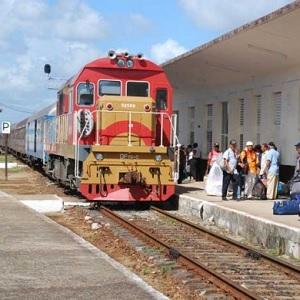 Ferrocarriles de Cuba Se Renuevan