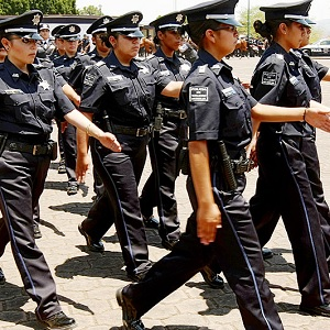 Detienen a 16 Asaltantes de Transporte de Carga en Puebla