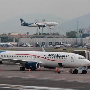El Sector Aéreo Mexicano Podría Estar en Riesgo por Mala Economía