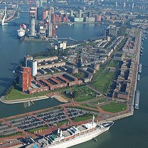 Puerto de Rotterdam Planea Apoyar Transportes Ecológicos