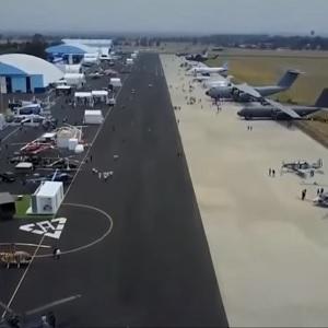 La Feria Aeroespacial de 2020 Será en Querétaro