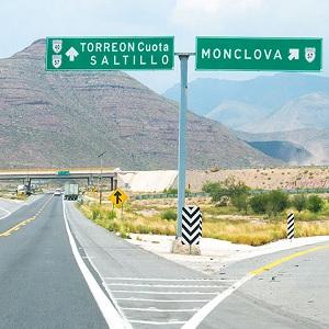 Carretera Saltillo-Monterrey Recibirá Mantenimiento