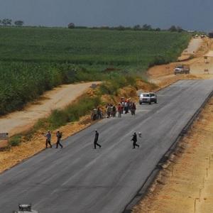 Iniciará Construcción de Autopista Zamora-Ecuandureo