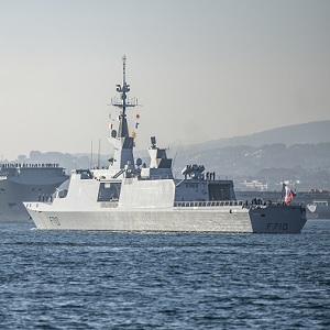 Marina Francesa Arriba a Veracruz para Ofrecer Ayuda Técnica