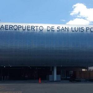 Avanza Sector Aéreo en San Luis Potosí