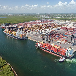 Exportaciones a Florida Tienen Gran Crecimiento