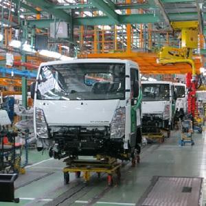 Producción de Camiones Alcanza Cifra Récord